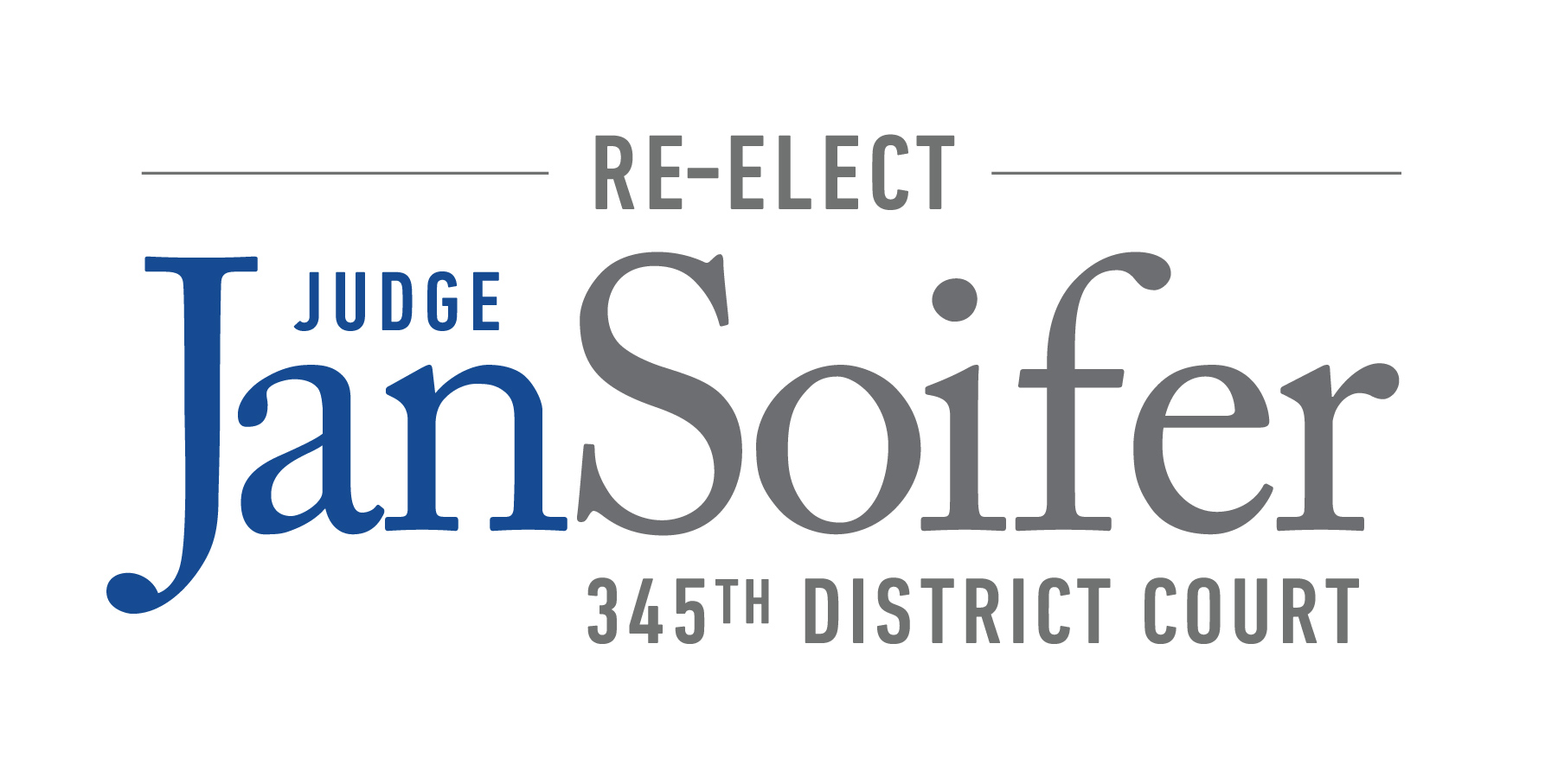 Re-Elect Jan Soifer